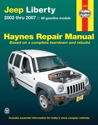 Jeep Liberty 2002 thru 2007 (Haynes Repair Manual)