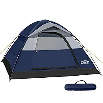 Pacific Pass Camping 2 Person Dome Tent