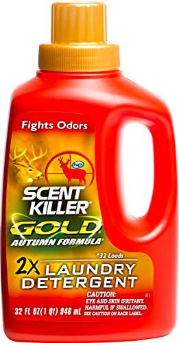 Scent Killer Gold 1289 Hunting Scent Eliminators, 32 FL oz