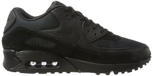 Max 90 Black Black Donna Running NIKE Air Scarpe Black Nero xz0qwE5aWE