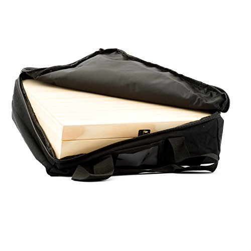 Carry Bag Essential Wooden Organizer