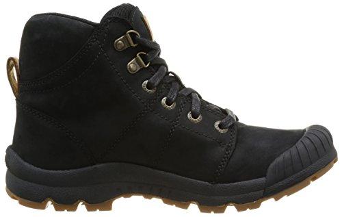 Aigle Tenere Light, Zapatos de High Rise senderismo hombre Negro (Negro)