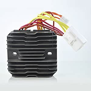 Amazon Com Voltage Regulator Rectifier For Polaris Rmk