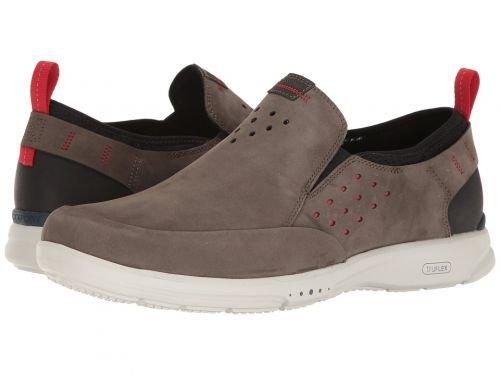 Rockport(ロックポート) メンズ 男性用 シューズ 靴 スニーカー 運動靴 TruFlex Slip-On - Dark Olive [並行輸入品] B07BL5YKFM
