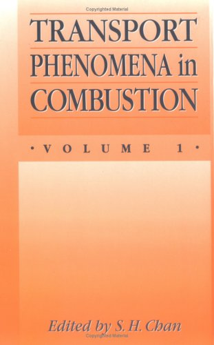 Transport Phenomena In Combustion