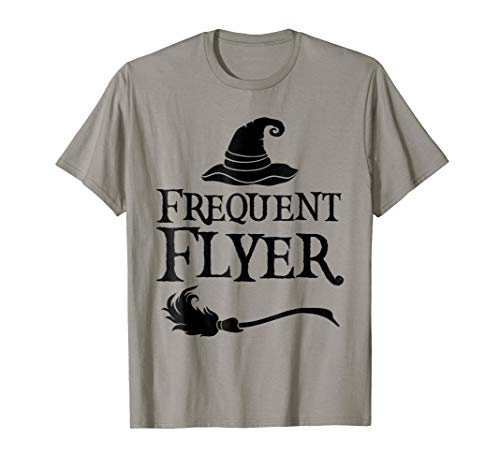 Frequent Flyer Halloween T-Shirt