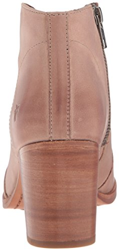 Women's Boot Zip Rose Short Dusty Ankle Nora Frye BwSxq4dOq