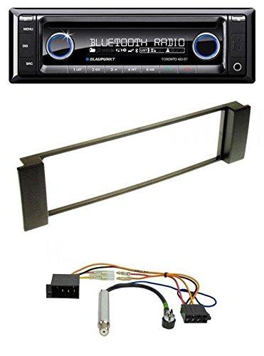 Blaupunkt Toronto 420 BT Bluetooth CD SD USB MP3 Autoradio fü r Audi A3 (8L 00-03) A6 (C5 01-05) caraudio24