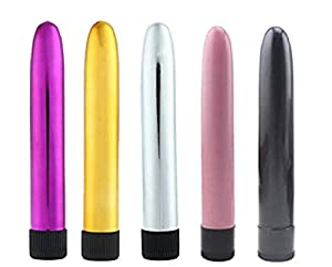 LIGOUHAI 7 inch Vibrating Bullet Wand Strongest Vibration Therapeutic - Best Rated for Women Travel - Random Color