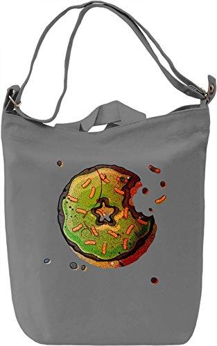 Sweet Bite Borsa Giornaliera Canvas Canvas Day Bag| 100% Premium Cotton Canvas| DTG Printing|