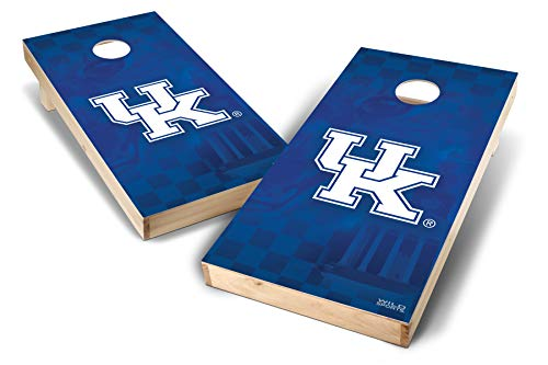PROLINE NCAA College 2' x 4' Kentucky Wildcats Cornhole Board Set - Wild