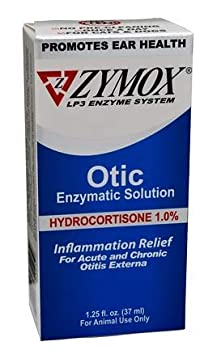 Zymox Otic Treatment Dog Ear Cleaner