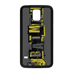 Batman Grey Logo Samsung Galaxy S5 Cell Phone Case Black NiceGift pjz0035092283