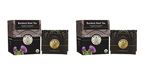 Burdock Root Tea Organic Bleach