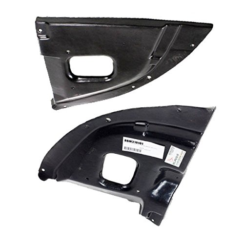 Koolzap For 00-05 Eclipse Engine Splash Shield Under Cover Undercar Left Right Side SET PAIR