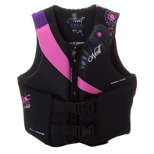 O'Neill Wetsuits Women's Siren Lumbar Support USCGA Vest, Bl