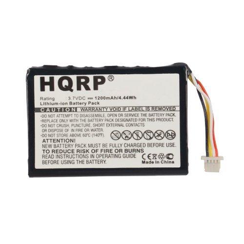 HQRP Battery for Flip SlideHD Video Camera S1240 Cisco Slide