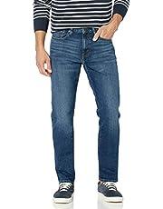 Amazon Essentials jeans elásticos de ajuste atlético para hombre