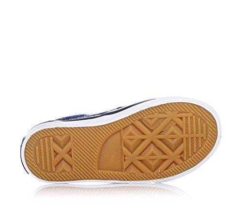 NATURINO FALCOTTO- Chaussure bleue sans lacets en jean, idéal pour ramper et pour la première étape, garçon, garçons, bébé, enfant