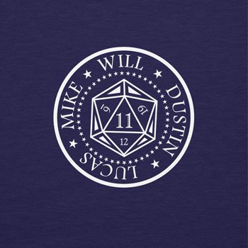 NERDO Strange Cube - Damen T-Shirt, Größe S, navy