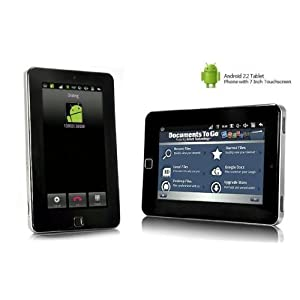 7 Tablet PC Android 2.2 with wifi