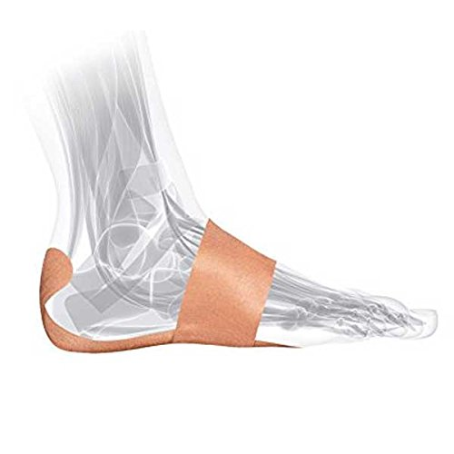 FasciaDerm Heel Pain Relief System for Plantar Fasciitis - (7 applications) (Outdoor Pend)