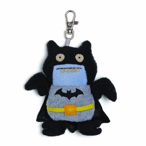 Uglydoll DC Comics Ice Bat Batman Backpack Clip (Uglydoll Ice Bat)