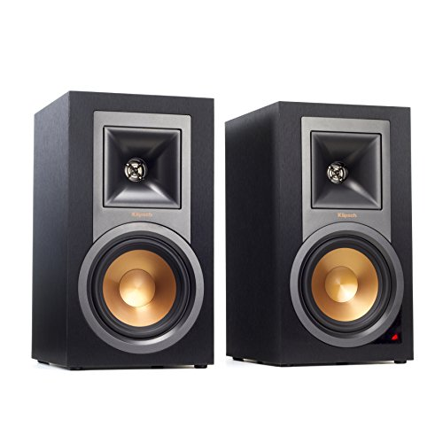 Klipsch R-15PM Speaker System - 50 W RMS - Bookshelf - Wirel