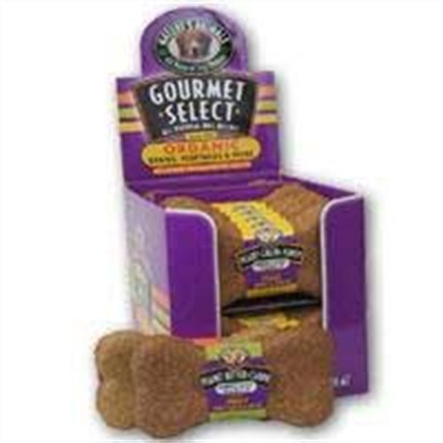 Gourmet Organic Biscuits Carrot Crunch (24 Pack)