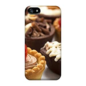 Case For Sam Sung Galaxy S5 Cover Phone (chocolate Cupcakes Pies)