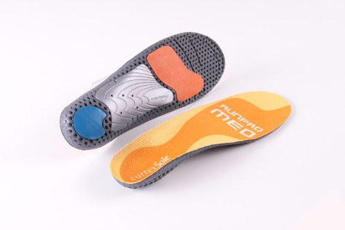 RunPro Insoles - Medium Arch Profile - Europe's Leading Insoles for Running & Walking, by currexSole (Footdisc)