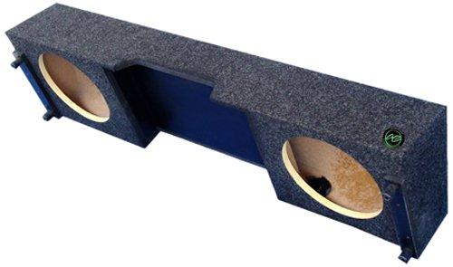 Audio Enhancers GMX190C10 Silverado and Sierra Subwoofer Box, Carpeted Finish