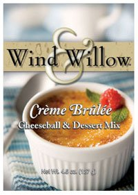 Wind Willow Brulee Cheeseball Dessert product image