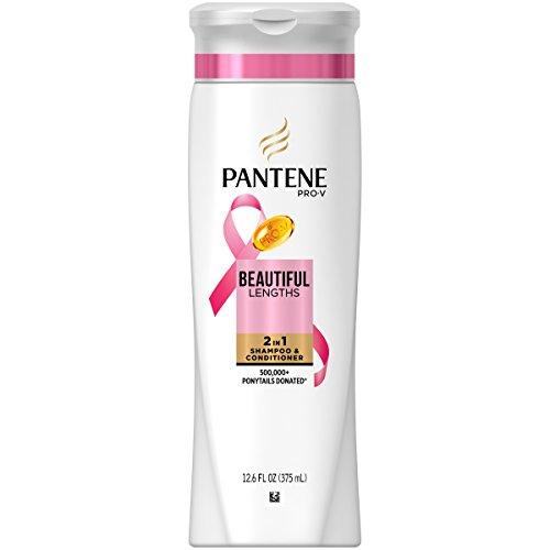 Pantene Pro-V 2 in 1 Beautiful Lengths Strengthening Shampoo