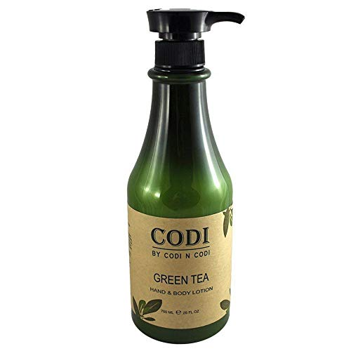 (Codi Green Tea Hand & Body Lotion 750ml/25oz)