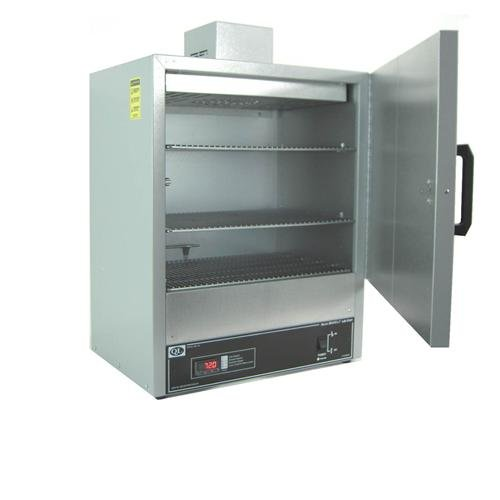 Quincy Lab 10GCE Steel/Aluminum Gravity Convection Lab Oven with Digital Controls, 0.7 Cubic - Oven Lab