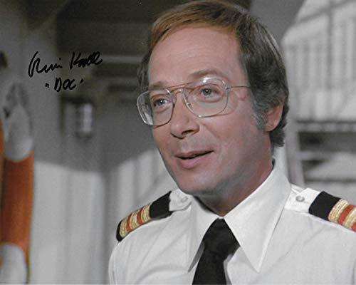 Bernie Kopell Love Boat #7 Original Autographed 8X10 Photo