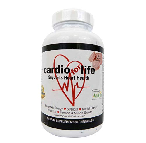 CardioForLife by Health Guardian - 60 Chewable Tablets - ()