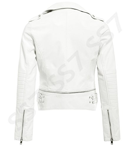 Donna Giacca Bianco Ss7 Bianco Donna Ss7 Giacca Ss7 Giacca Bianco Donna Ss7 TqTxrX