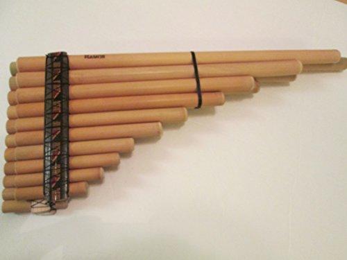 Pan Flute- Zampona Marimacha 21 Pipes - Professional Inst...