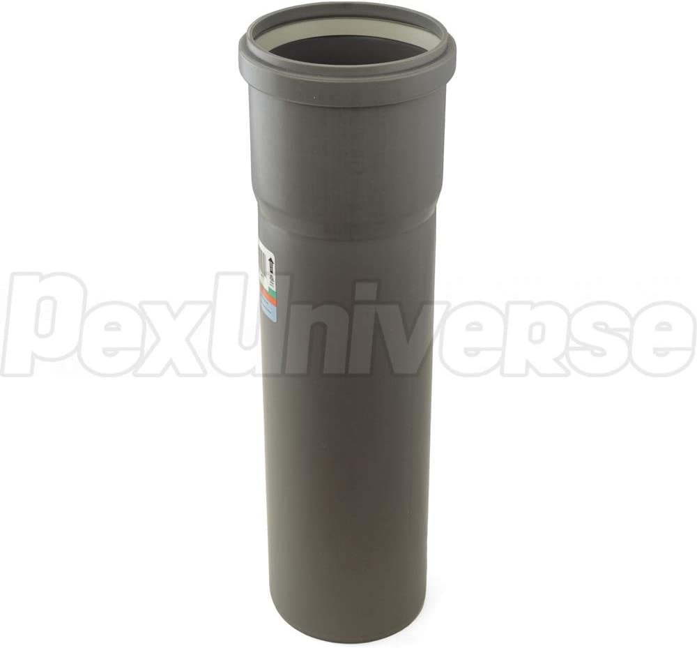 4 x 12 Innoflue SW Vent Pipe Pack of 1