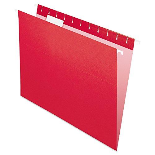 PFX81608 - Pendaflex Essentials Colored Hanging Folder - Pendaflex Colored Hanging