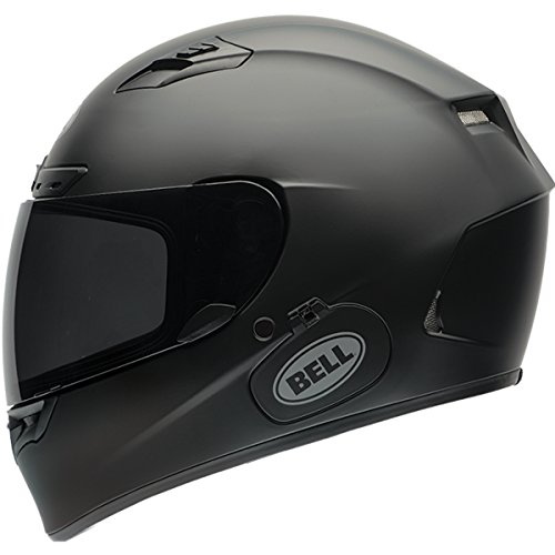 Bell Qualifier DLX Full-Face Helmet (Small, Solid Matte Black)