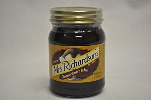 Mrs Richardsons Topping Fudge Chocolate Lovers, 16 ()