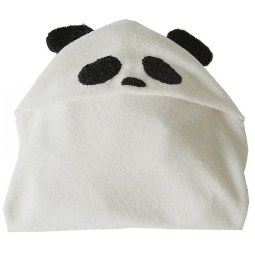 Satsuma Designs Panda Hooded Towel by Satsuma Designs by Satsuma Designs