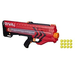 Nerf Men's Rival Zeus Mxv 1200 Blaster Red