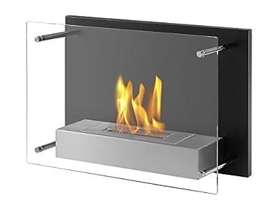 Ignis Senti Ventless Wall Mounted Bio Ethanol Fireplace