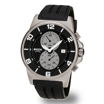3777-01 Mens Boccia Watch