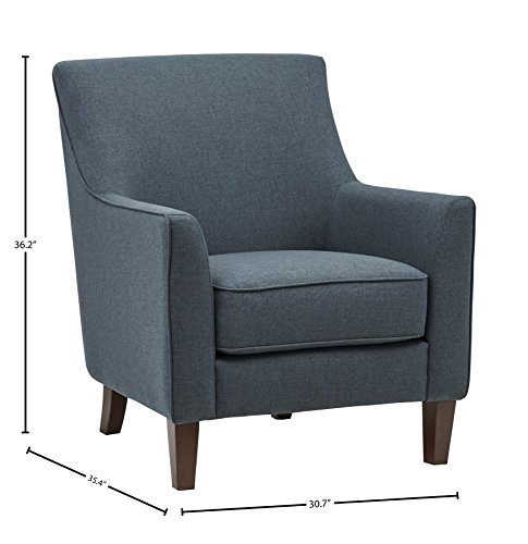 Stone Amp Beam Cheyanne Modern Living Room Accent Arm Chair