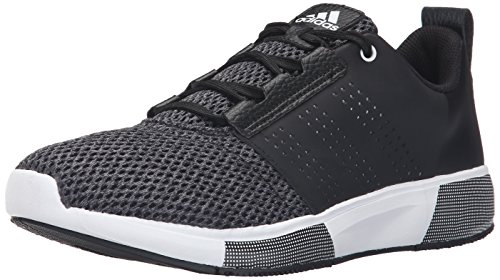 adidas Performance Men's Madoru 2 m Running Shoe Black/White/Dark Shale 8.5 M US